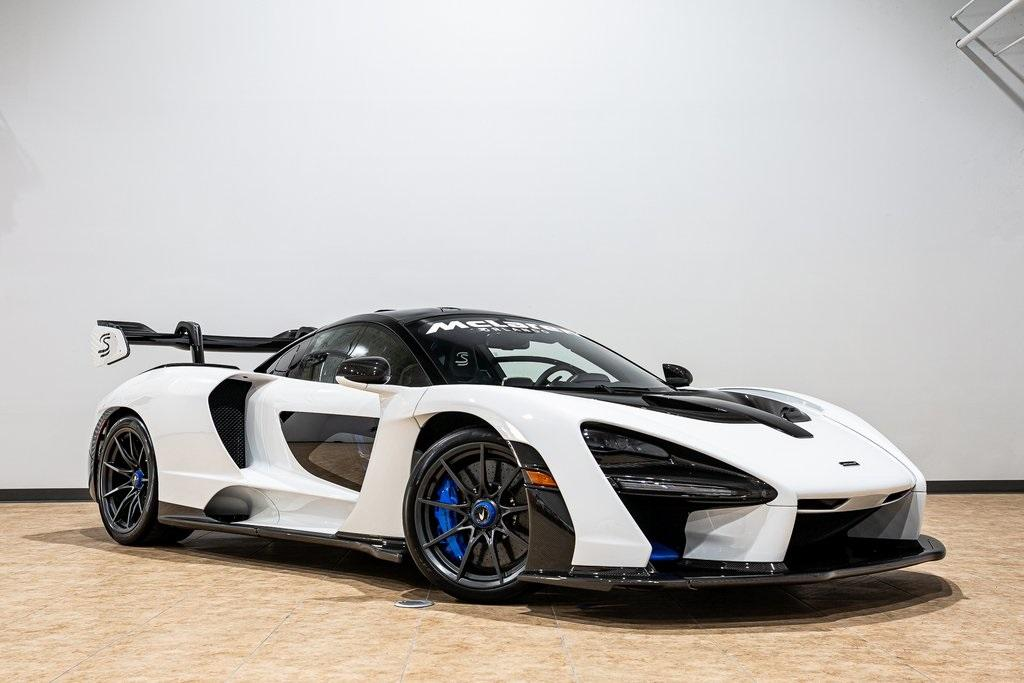 Used 2019 McLaren SENNA for sale Call for price at McLaren North Jersey in Ramsey NJ 07446 1
