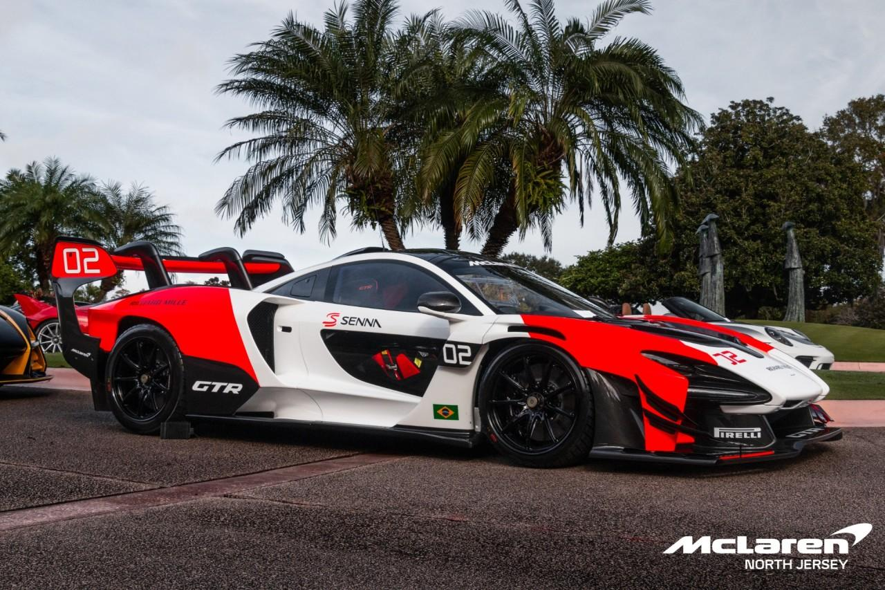 Used 2020 McLaren Senna GTR Coupe for sale Call for price at McLaren North Jersey in Ramsey NJ 07446 2