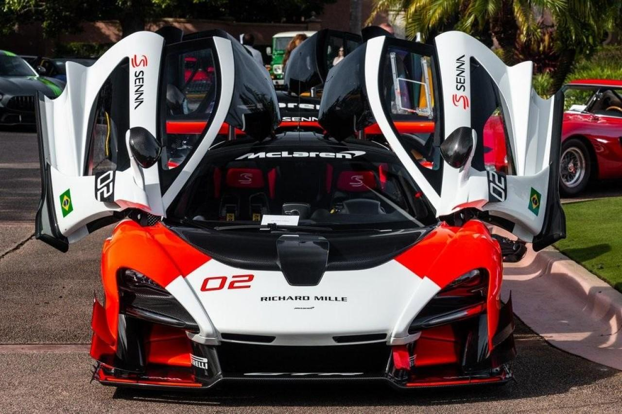 Used 2020 McLaren SENNA GTR for sale Call for price at McLaren North Jersey in Ramsey NJ 07446 4