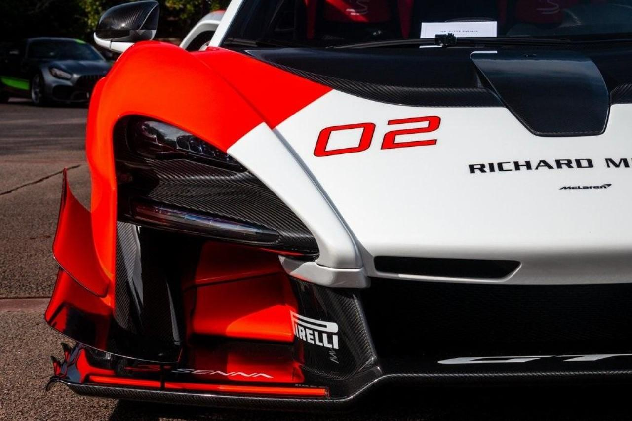 Used 2020 McLaren SENNA GTR for sale Call for price at McLaren North Jersey in Ramsey NJ 07446 5