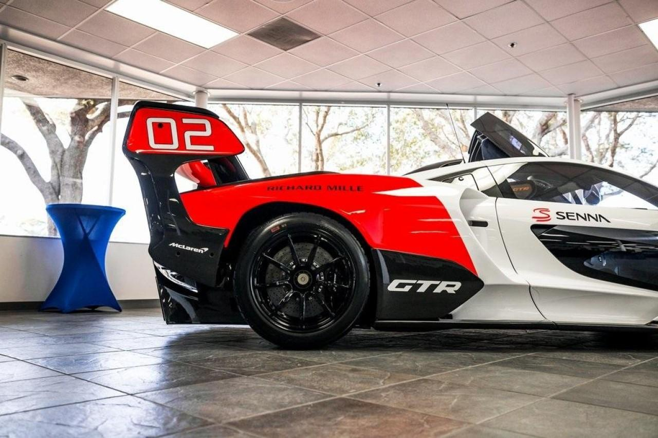 Used 2020 McLaren Senna GTR Coupe for sale Call for price at McLaren North Jersey in Ramsey NJ 07446 6