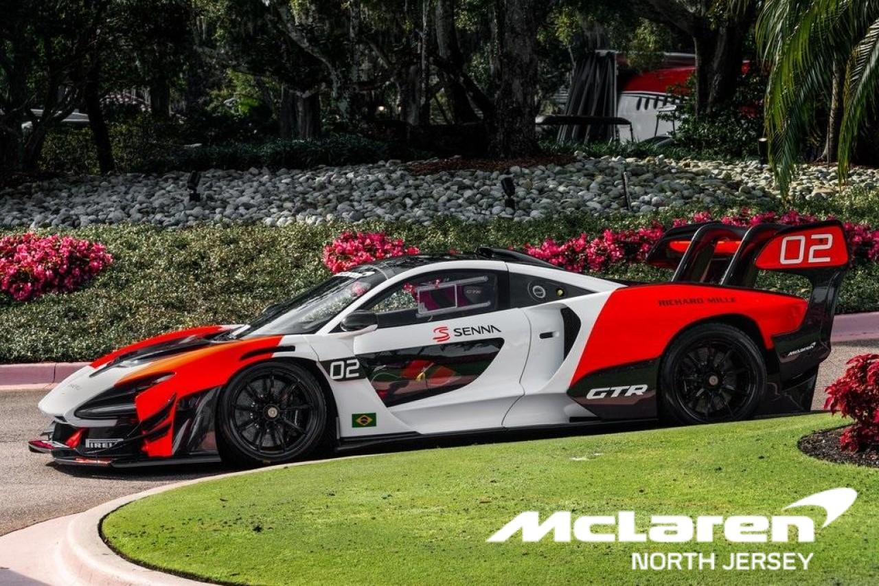 Used 2020 McLaren SENNA GTR for sale Call for price at McLaren North Jersey in Ramsey NJ 07446 1