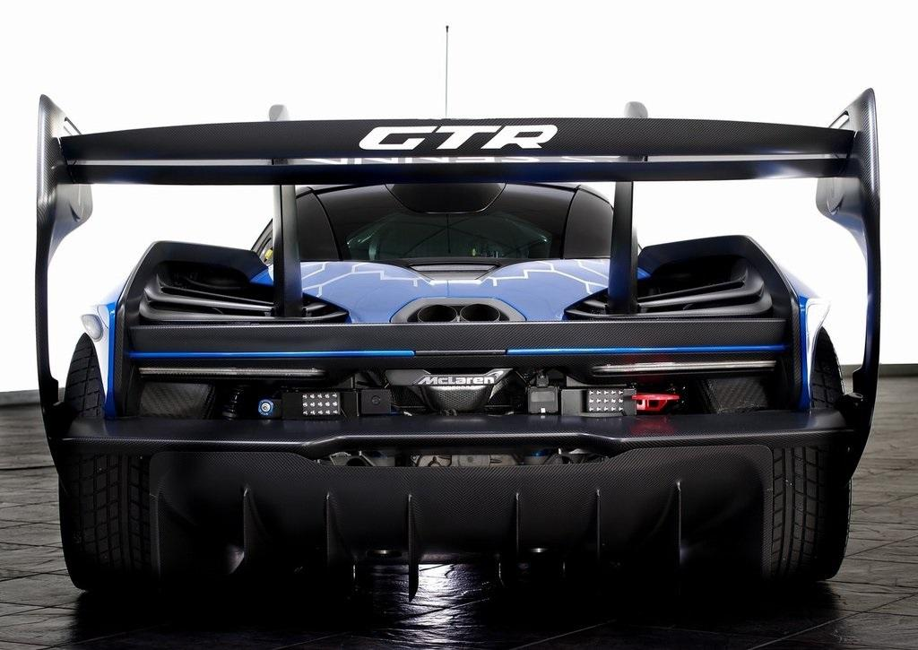 Used 2020 McLaren SENNA GTR for sale Call for price at McLaren North Jersey in Ramsey NJ 07446 10