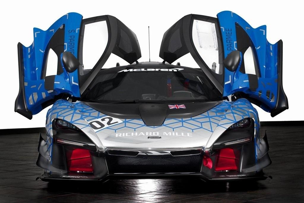 Used 2020 McLaren SENNA GTR for sale Call for price at McLaren North Jersey in Ramsey NJ 07446 2