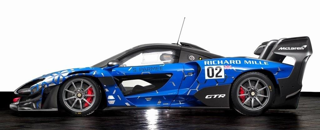 Used 2020 McLaren SENNA GTR for sale Call for price at McLaren North Jersey in Ramsey NJ 07446 6