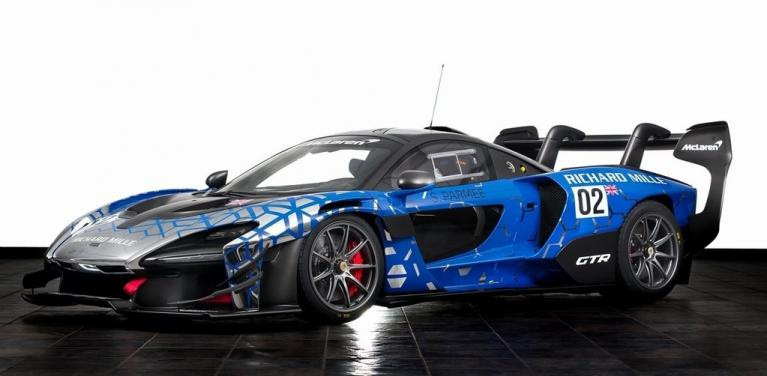 Used 2020 McLaren SENNA GTR for sale Call for price at McLaren North Jersey in Ramsey NJ