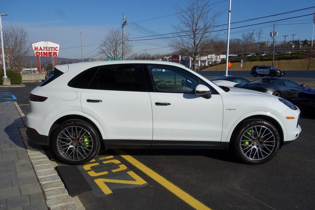 Used 2019 Porsche Cayenne S Hybrid for sale Sold at McLaren North Jersey in Ramsey NJ 07446 4