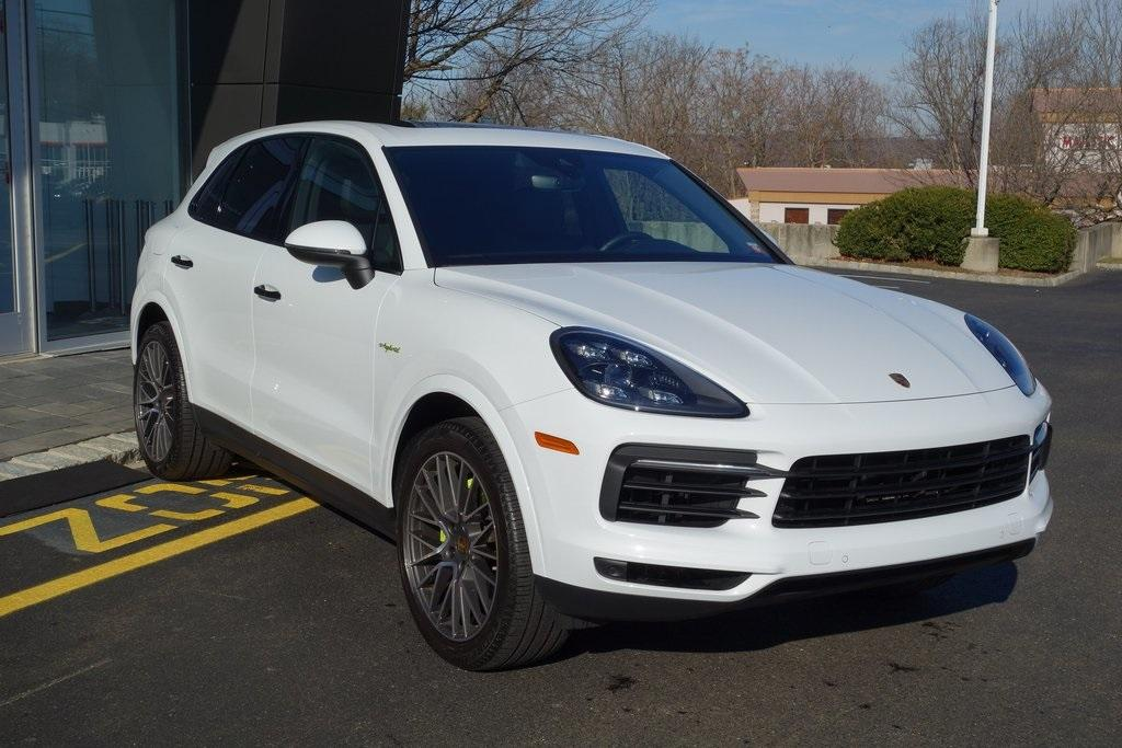 Used 2019 Porsche Cayenne S Hybrid for sale Sold at McLaren North Jersey in Ramsey NJ 07446 1