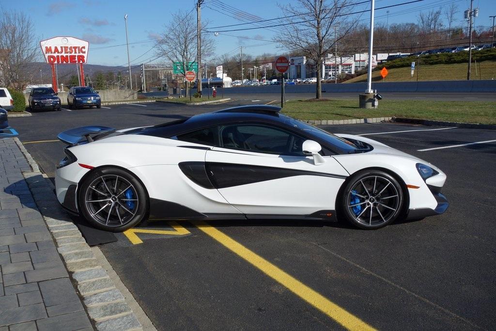 New 2019 McLaren 600LT for sale $306,159 at McLaren North Jersey in Ramsey NJ 07446 5