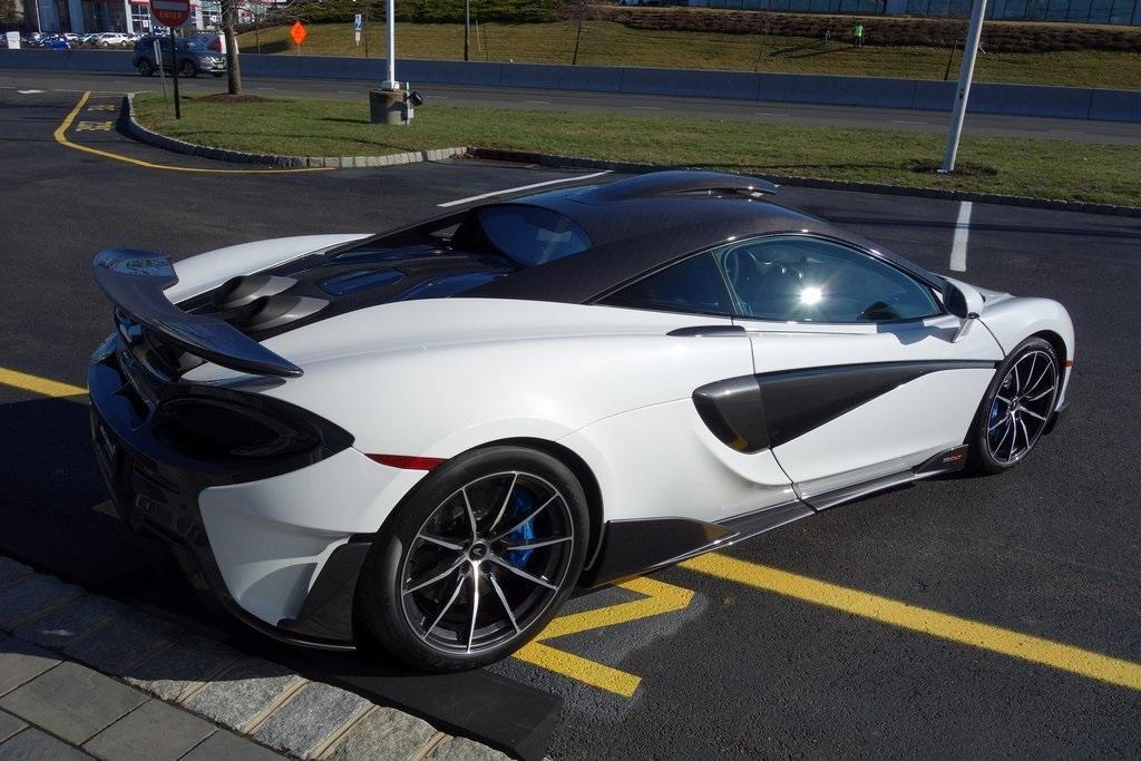 New 2019 McLaren 600LT for sale $306,159 at McLaren North Jersey in Ramsey NJ 07446 8