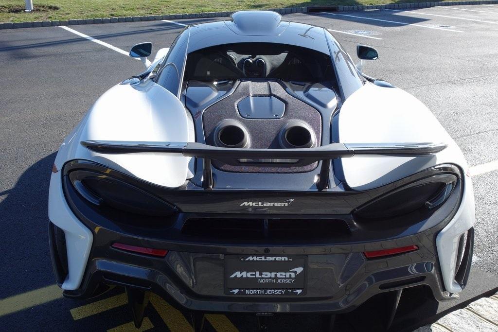 New 2019 McLaren 600LT for sale $306,159 at McLaren North Jersey in Ramsey NJ 07446 9