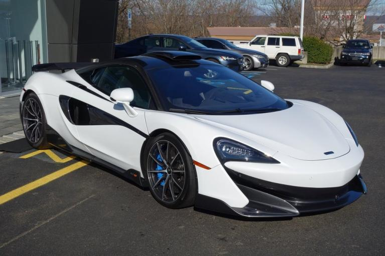 New 2019 McLaren 600LT for sale $306,159 at McLaren North Jersey in Ramsey NJ