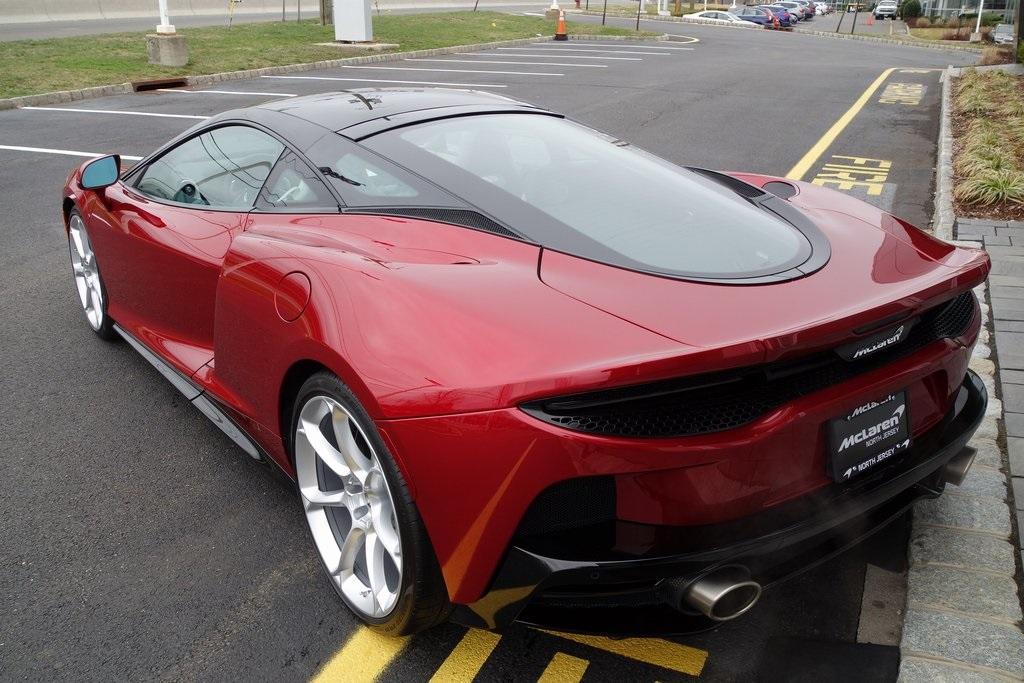 New 2020 McLaren GT Luxe for sale $235,975 at McLaren North Jersey in Ramsey NJ 07446 10
