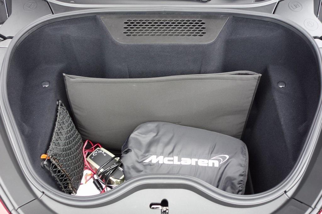 New 2020 McLaren GT Luxe for sale $235,975 at McLaren North Jersey in Ramsey NJ 07446 3