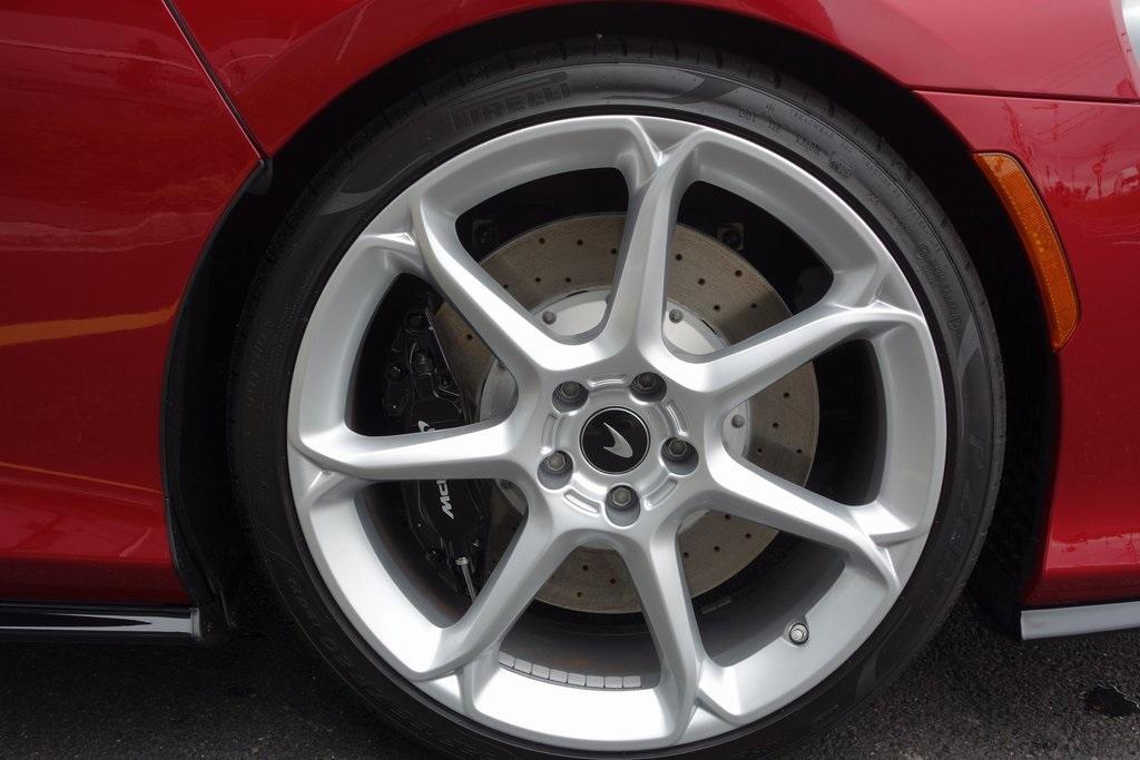 New 2020 McLaren GT Luxe for sale $235,975 at McLaren North Jersey in Ramsey NJ 07446 6