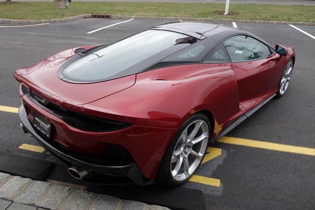 New 2020 McLaren GT Luxe for sale $235,975 at McLaren North Jersey in Ramsey NJ 07446 7