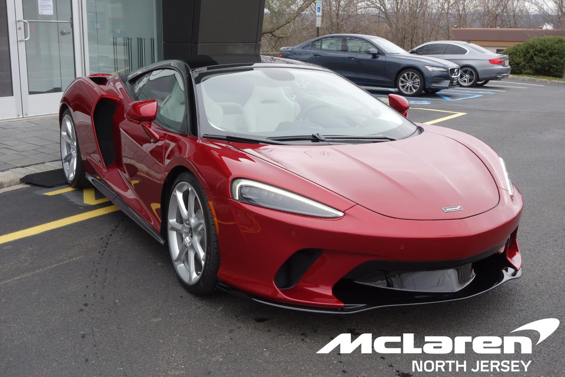 New 2020 McLaren GT Luxe for sale $235,975 at McLaren North Jersey in Ramsey NJ 07446 1