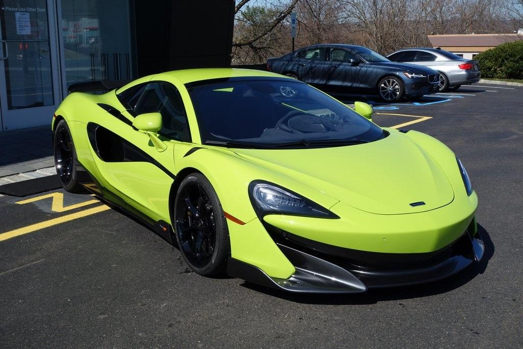New 2020 McLaren 600LT for sale Sold at McLaren North Jersey in Ramsey NJ 07446 2