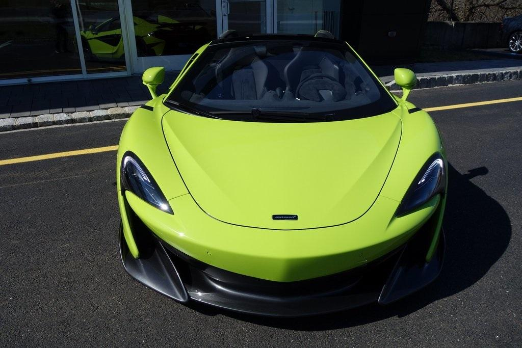 New 2020 McLaren 600LT for sale Sold at McLaren North Jersey in Ramsey NJ 07446 4