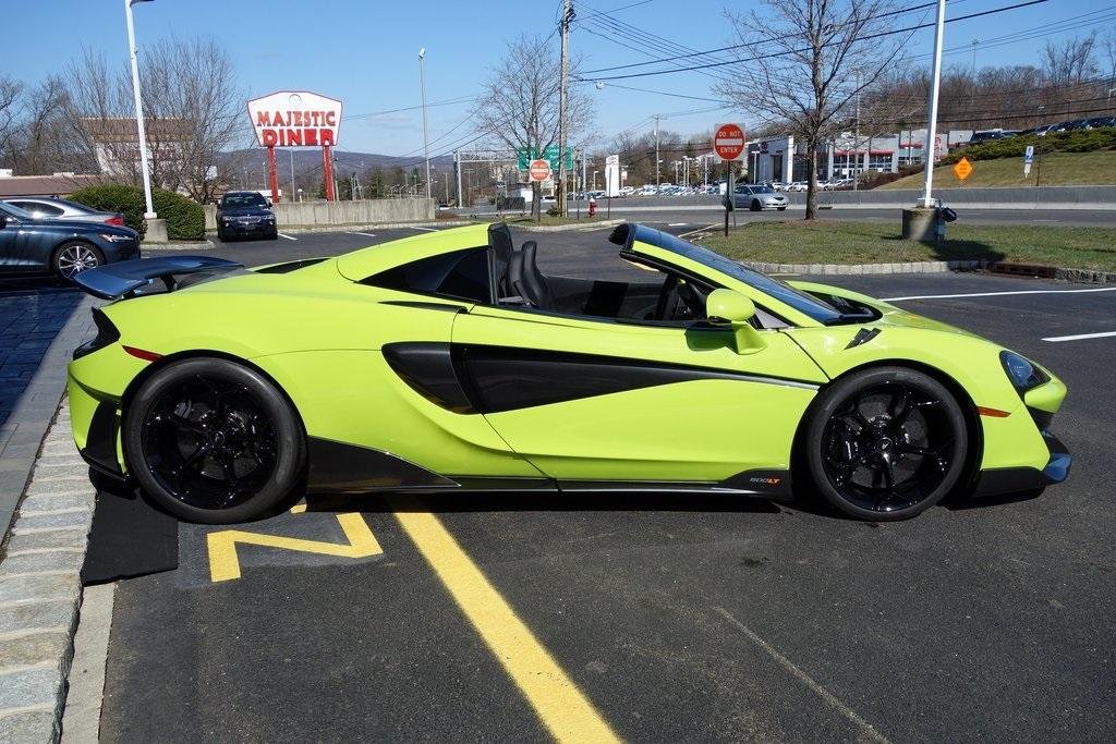 New 2020 McLaren 600LT for sale Sold at McLaren North Jersey in Ramsey NJ 07446 7