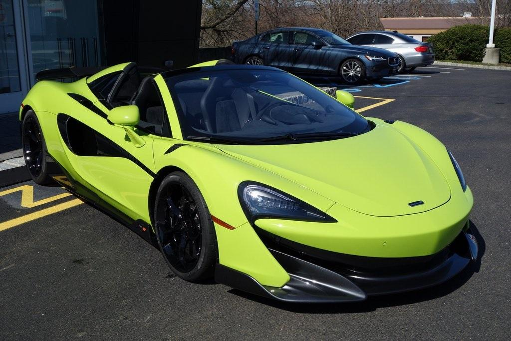New 2020 McLaren 600LT for sale Sold at McLaren North Jersey in Ramsey NJ 07446 1