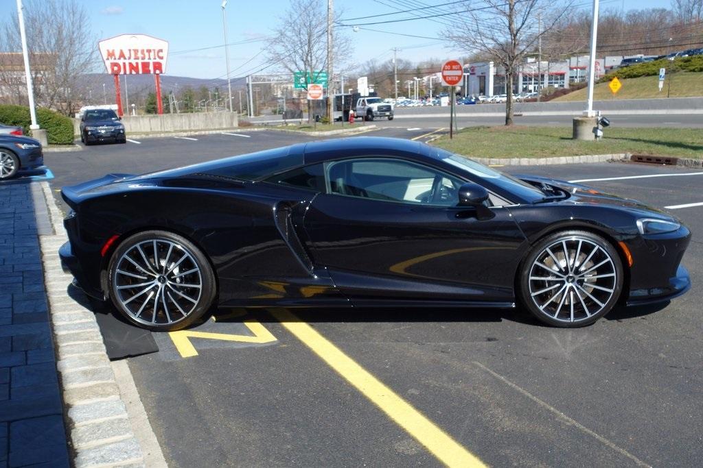 New 2020 McLaren GT Luxe for sale $245,025 at McLaren North Jersey in Ramsey NJ 07446 4