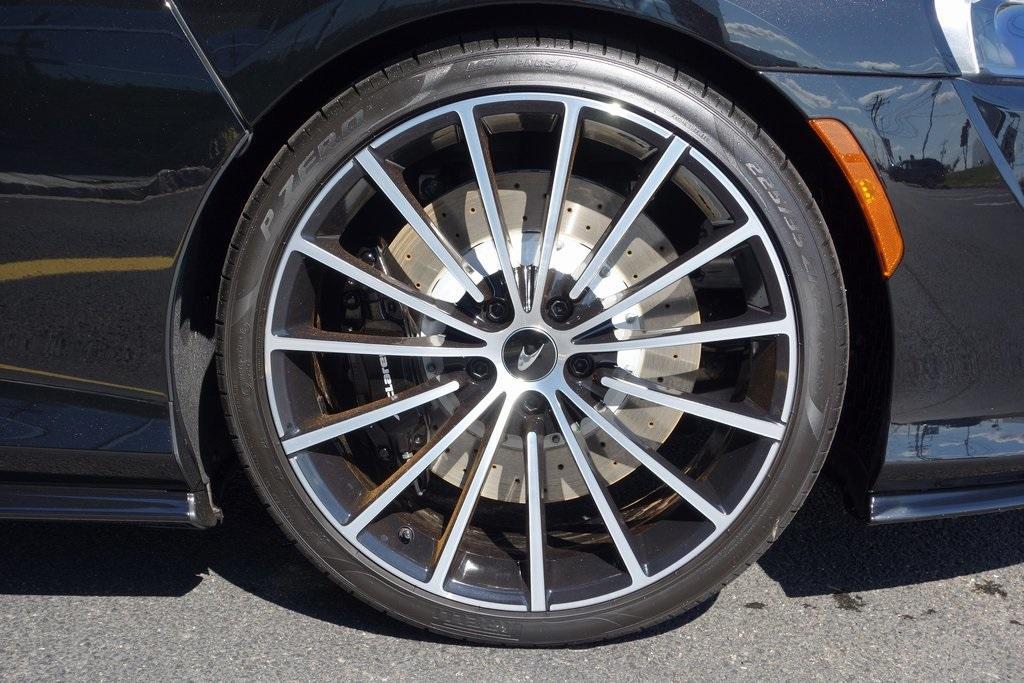 New 2020 McLaren GT Luxe for sale $245,025 at McLaren North Jersey in Ramsey NJ 07446 6