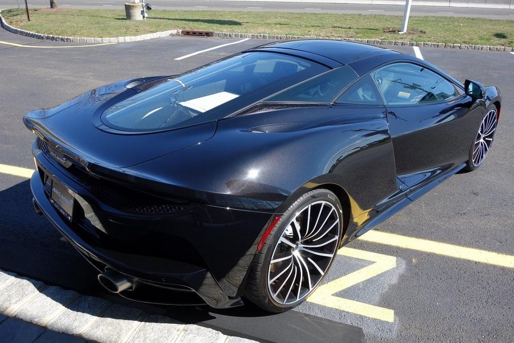 New 2020 McLaren GT Luxe for sale $245,025 at McLaren North Jersey in Ramsey NJ 07446 7