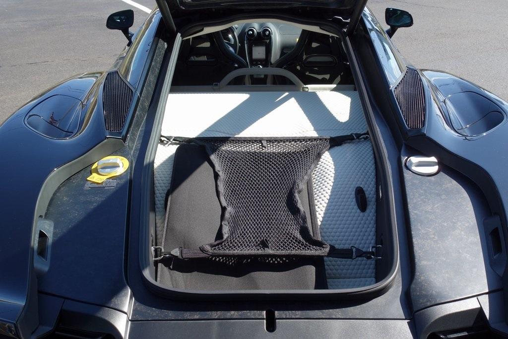 New 2020 McLaren GT Luxe for sale $245,025 at McLaren North Jersey in Ramsey NJ 07446 9