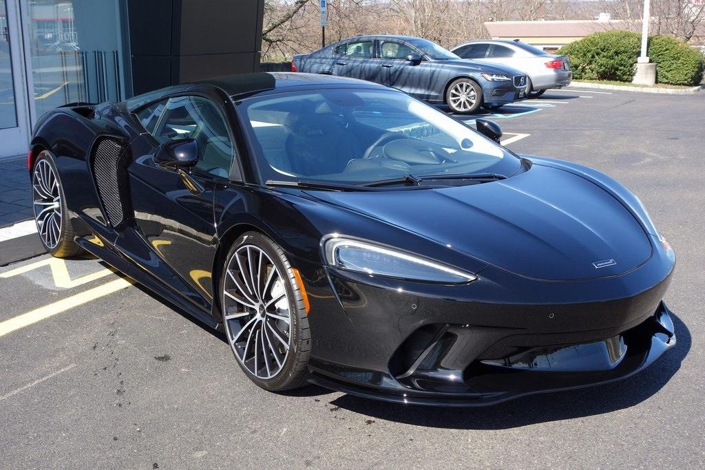 New 2020 McLaren GT Luxe for sale $245,025 at McLaren North Jersey in Ramsey NJ 07446 1
