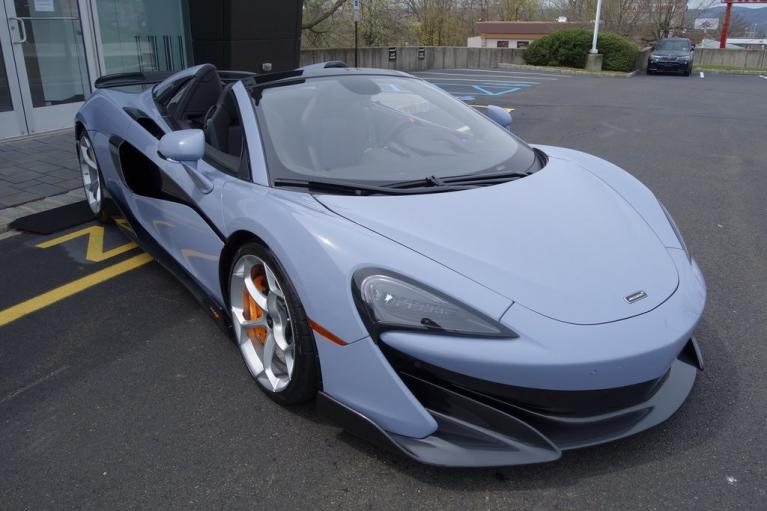 New 2020 McLaren 600LT for sale $291,890 at McLaren North Jersey in Ramsey NJ