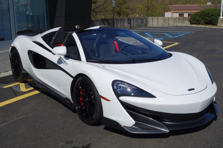 New 2020 McLaren 600LT Spider for sale $292,620 at McLaren North Jersey in Ramsey NJ