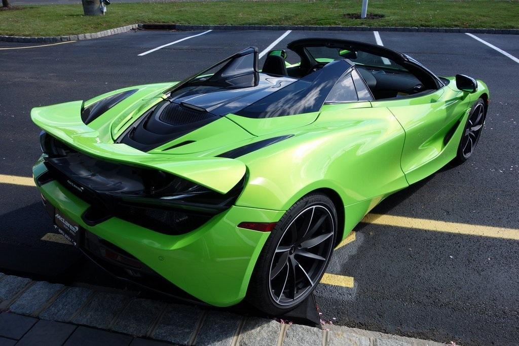 New 2020 McLaren 720S Performance for sale $387,075 at McLaren North Jersey in Ramsey NJ 07446 10