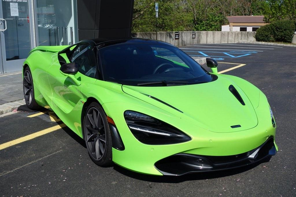 Used 2020 McLaren 720S Performance for sale Call for price at McLaren North Jersey in Ramsey NJ 07446 2
