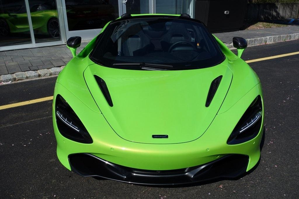 Used 2020 McLaren 720S Performance for sale Call for price at McLaren North Jersey in Ramsey NJ 07446 3