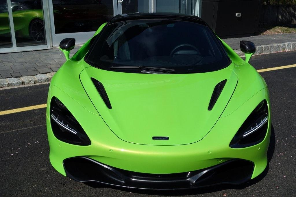 Used 2020 McLaren 720S Performance for sale Call for price at McLaren North Jersey in Ramsey NJ 07446 4