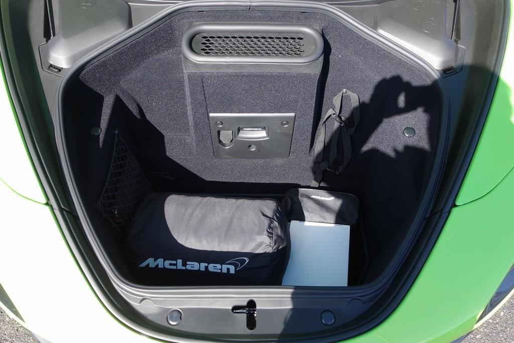 Used 2020 McLaren 720S Performance for sale Call for price at McLaren North Jersey in Ramsey NJ 07446 5