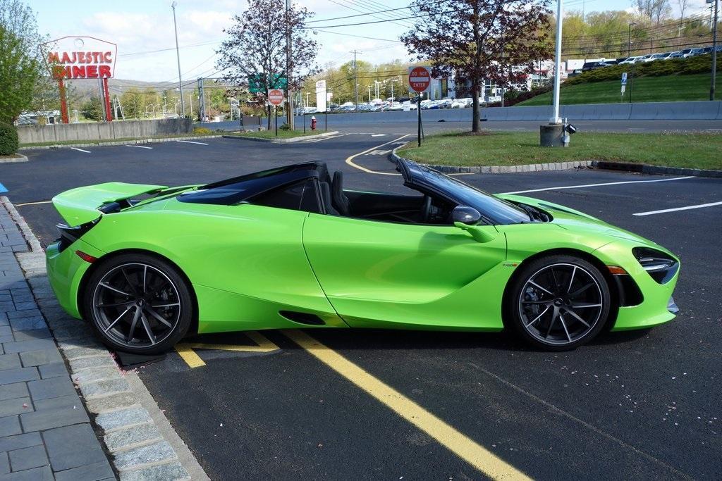 New 2020 McLaren 720S Performance for sale $387,075 at McLaren North Jersey in Ramsey NJ 07446 6
