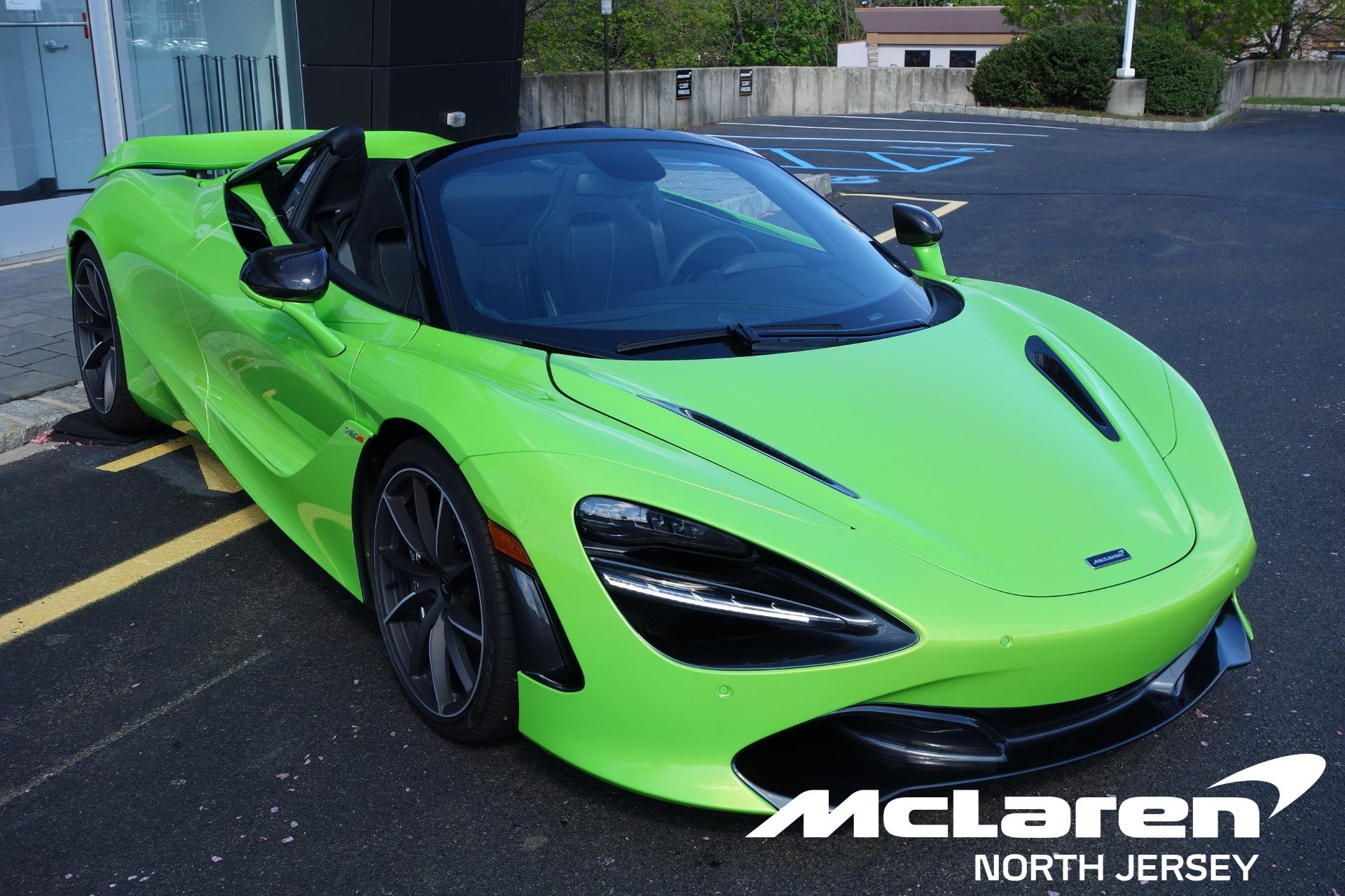 New 2020 McLaren 720S Performance for sale $387,075 at McLaren North Jersey in Ramsey NJ 07446 1