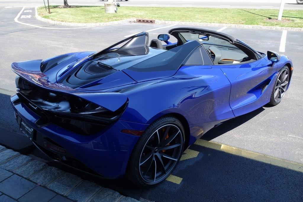 New 2020 McLaren 720S Performance for sale $373,140 at McLaren North Jersey in Ramsey NJ 07446 10