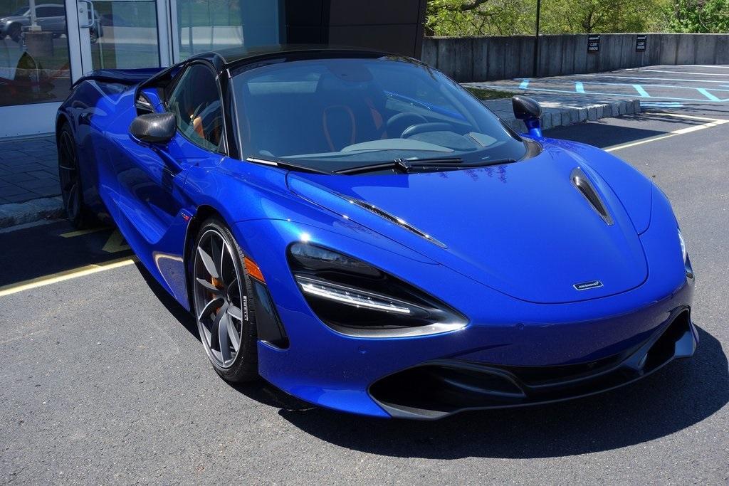 New 2020 McLaren 720S Performance for sale $373,140 at McLaren North Jersey in Ramsey NJ 07446 2
