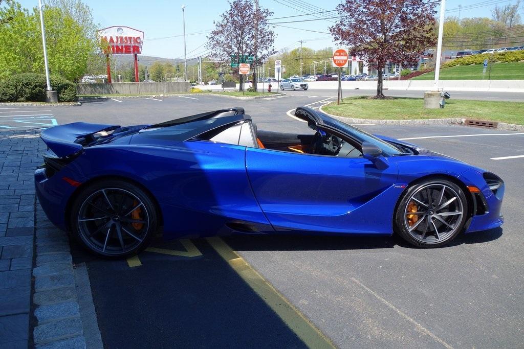 New 2020 McLaren 720S Performance for sale $373,140 at McLaren North Jersey in Ramsey NJ 07446 6