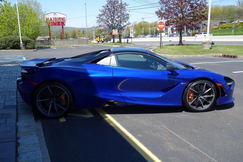 New 2020 McLaren 720S Performance for sale $373,140 at McLaren North Jersey in Ramsey NJ 07446 7