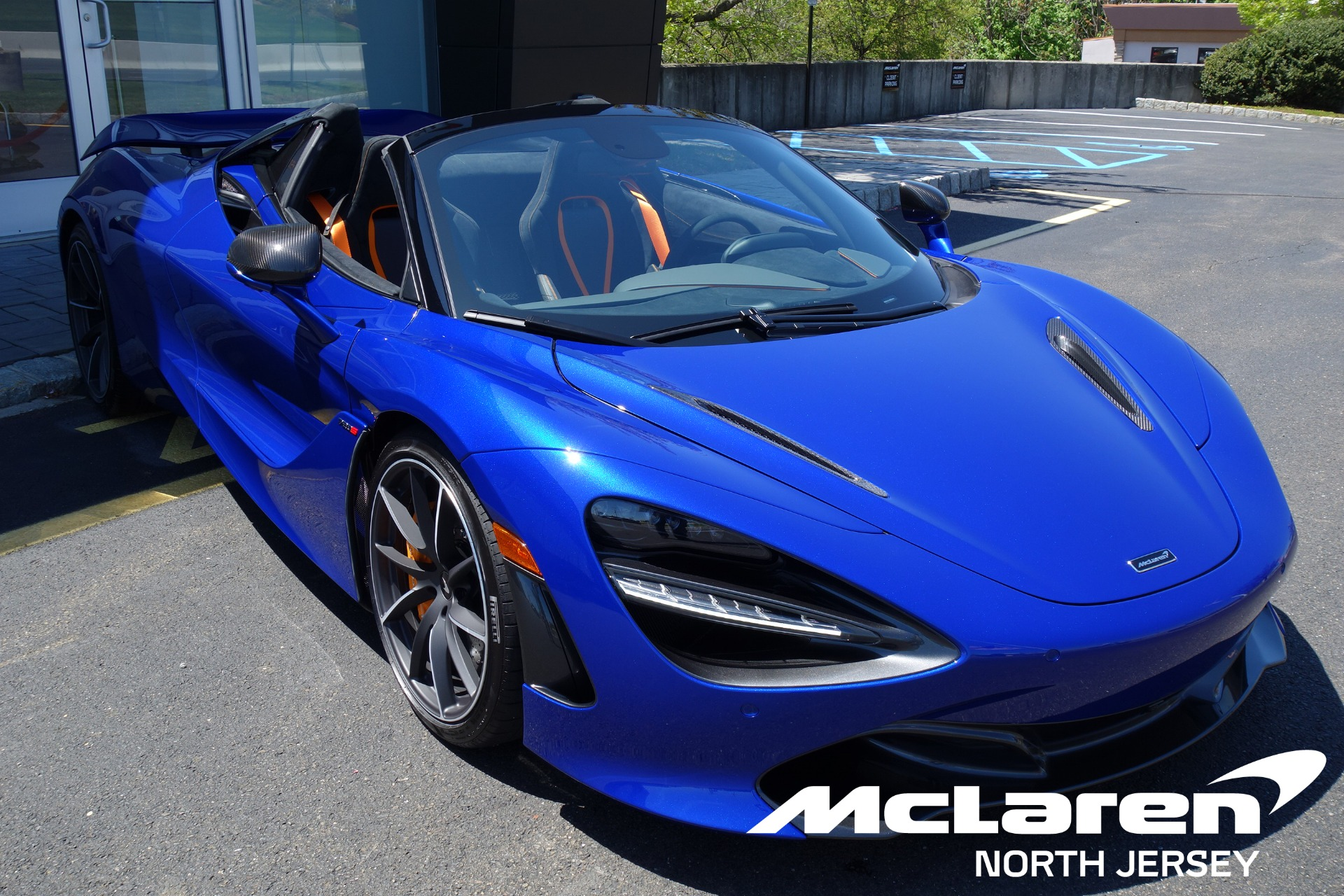 New 2020 McLaren 720S Performance for sale Sold at McLaren North Jersey in Ramsey NJ 07446 1
