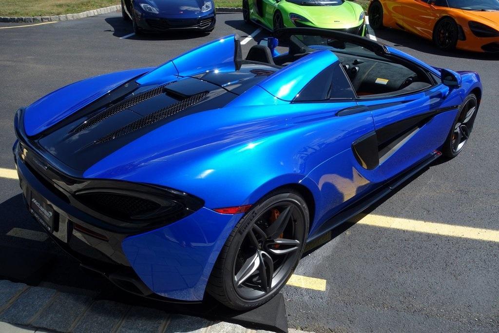 New 2020 McLaren 570S Spider for sale $233,860 at McLaren North Jersey in Ramsey NJ 07446 10