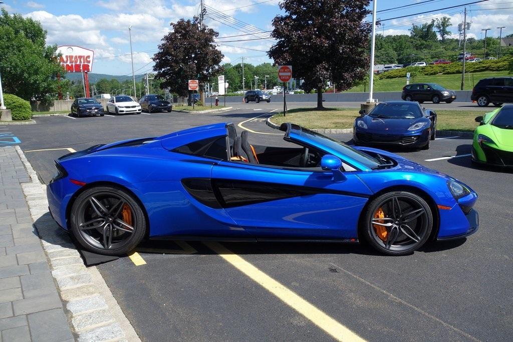 New 2020 McLaren 570S Spider for sale $233,860 at McLaren North Jersey in Ramsey NJ 07446 6