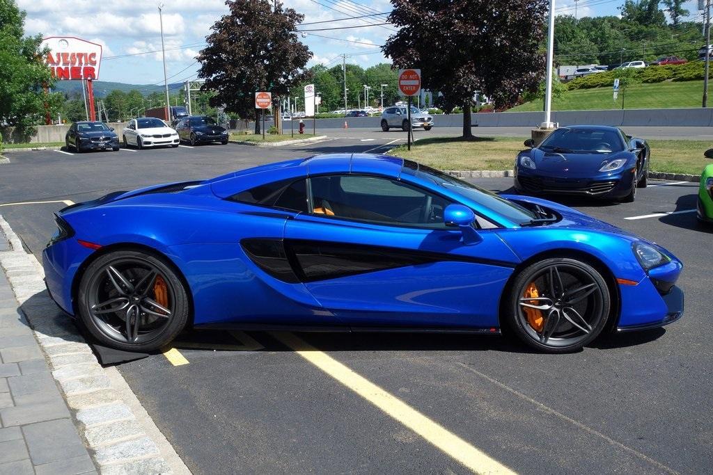 New 2020 McLaren 570S Spider for sale $233,860 at McLaren North Jersey in Ramsey NJ 07446 7