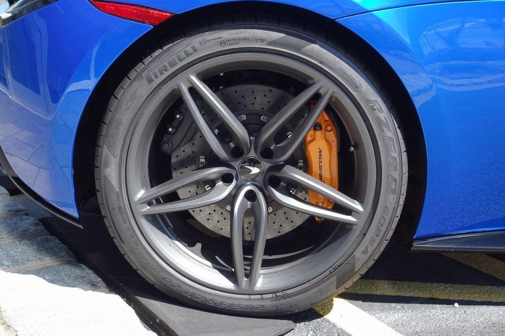 New 2020 McLaren 570S Spider for sale $233,860 at McLaren North Jersey in Ramsey NJ 07446 8