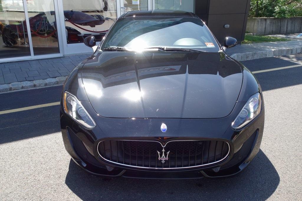 Used 2013 Maserati GranTurismo Sport for sale $43,900 at McLaren North Jersey in Ramsey NJ 07446 2