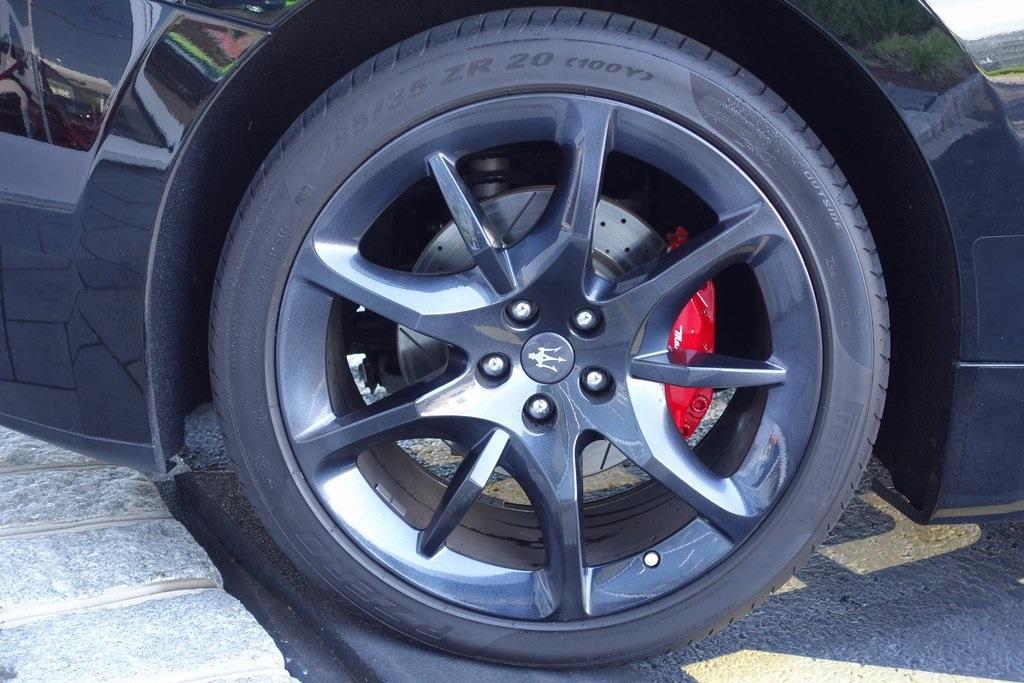 Used 2013 Maserati GranTurismo Sport for sale $43,900 at McLaren North Jersey in Ramsey NJ 07446 5